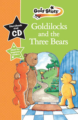 Goldilocks & the 3 Bears Gold Stars Early Learning by