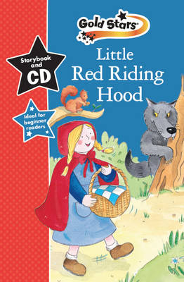 Little Red Riding Hood Gold Stars Early Learning by