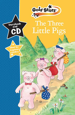 The Three Little Pigs Gold Stars Early Learning by