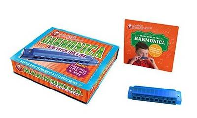 Professor Murphy Game Set Harmonica by Parragon