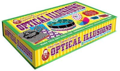 Professor Murphy's Box of Tricks: Optical Illusions 70 Mind-Boggling Tricks That Defy Belief by