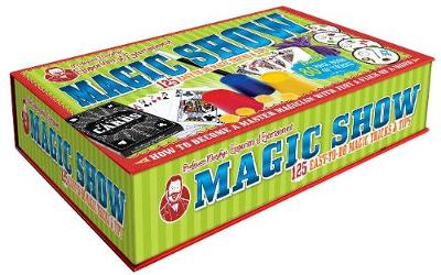Professor Murphy's Box of Tricks: Magic Show 125 Easy-to-Do Magic Tricks & Tips by Parragon Books Ltd