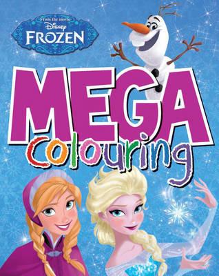 Disney Frozen Mega Colouring by