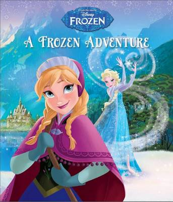 Disney Frozen a Frozen Adventure by