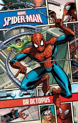 Marvel Spider-Man: Comic Storybook Dr. Octopus by