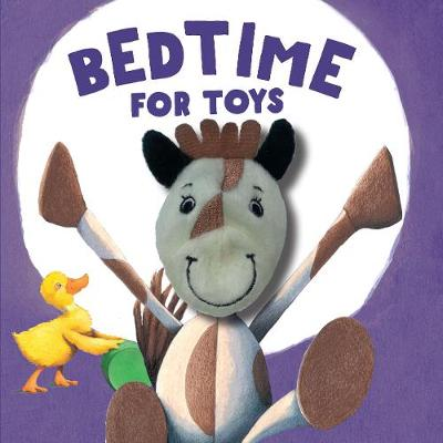 Bedtime for Toys by Gill McLean