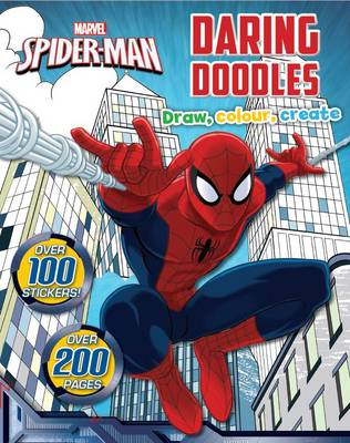 Marvel Spider-Man Daring Doodles by