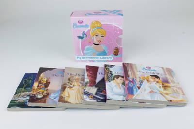 Disney Cinderella My Storybook Library by