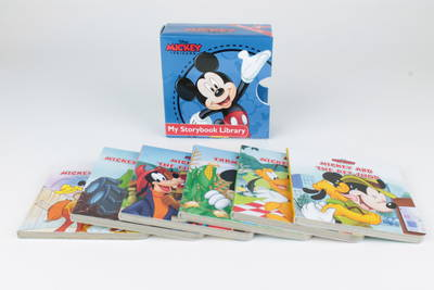Disney Mickey My Storybook Library by