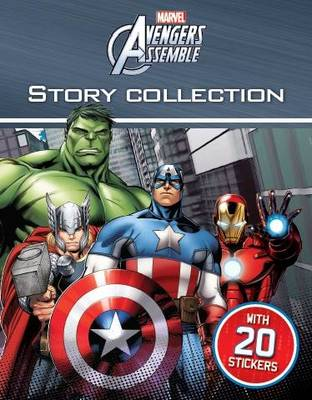 Marvel Avengers Assemble Story Collection by