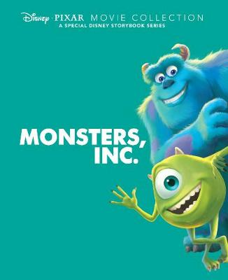 Disney Pixar Movie Collection: Monsters, Inc. by