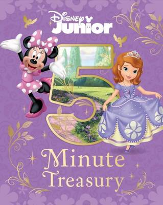 Disney Junior 5-Minute Treasury by