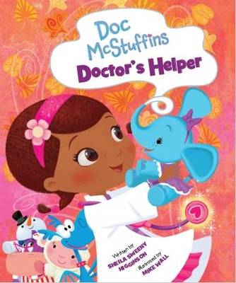 Disney Doc Mcstuffins Doctor's Helper by Parragon