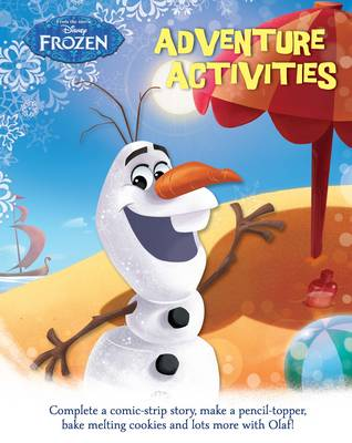 Disney Frozen Adventure Activities by