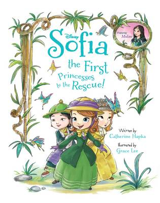 Disney Sofia the First Princesses to the Rescue by