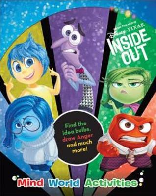 Disney Pixar Inside Out Mind World Activities by
