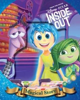 Disney Pixar Inside Out Magical Story by