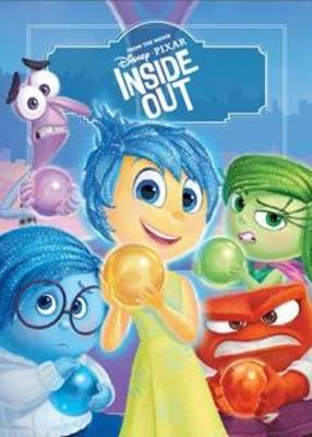Disney Pixar Inside Out by