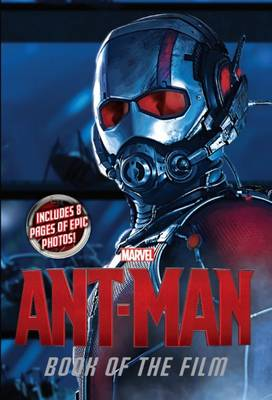 Marvel Ant-Man Book of the Film by