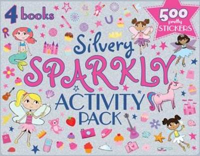 Silvery Sparkly Activity Pack by