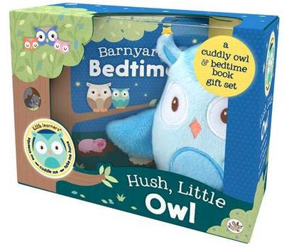 Little Learners Hush, Little Owl Boxset by Parragon