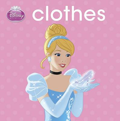 Disney Cinderella's Beautiful Clothes by