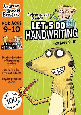 Let's Do Handwriting 9-10 by