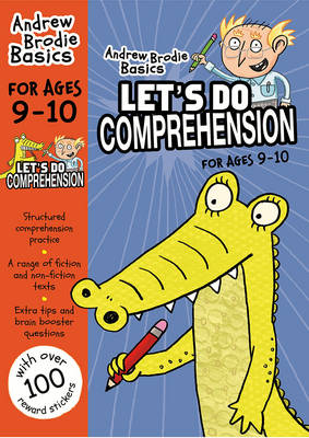 Let's Do Comprehension 9-10 by Andrew Brodie