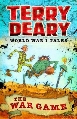 World War 1 Tales: The Bomber Balloon by Terry Deary