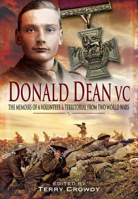 Donald Dean VC by Terry Crowdy, Susan Bavin