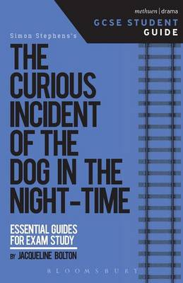The Curious Incident of the Dog in the Night-Time by Jacqueline Bolton
