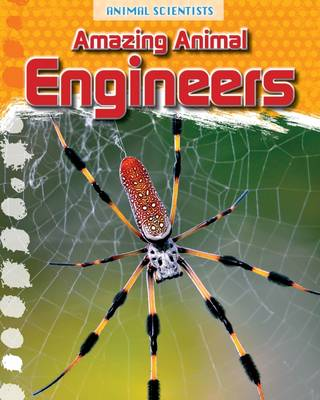 Amazing Animal Engineers by Leon Gray