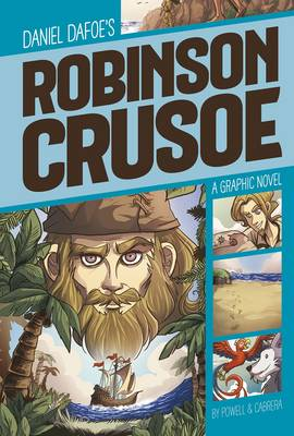 Robinson Crusoe by Martin Powell