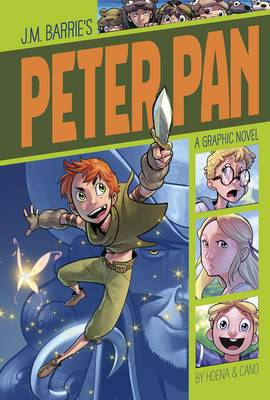 Peter Pan by Blake Hoena