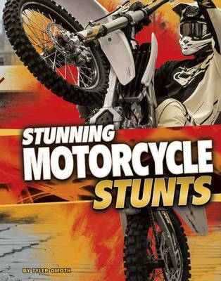 Stunning Motorcycle Stunts by Tyler Omoth