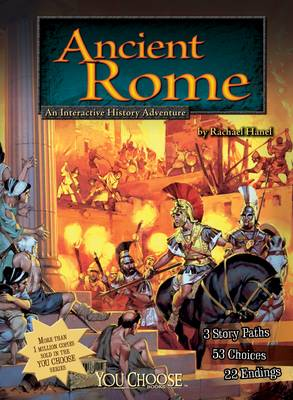 Ancient Rome by Rachael Hanel