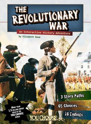 Revolutionary War by Elizabeth Raum