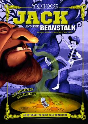 Jack and the Beanstalk An Interactive Fairy Tale Adventure by Blake Hoena
