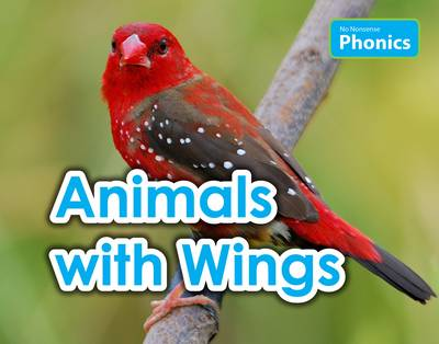 Animals with Wings by Elizabeth Nonweiler