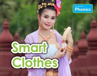 Smart Clothes by Elizabeth Nonweiler