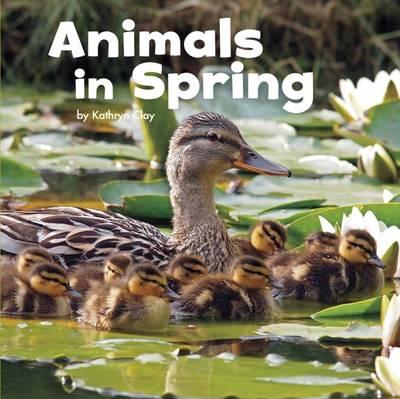 Animals in Spring by Mira Vonne, Kathryn Clay