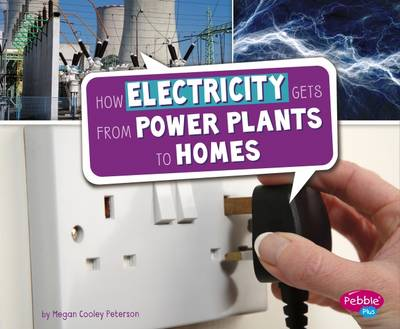 How Electricity Gets from Power Plants to Homes by Megan Cooley Peterson