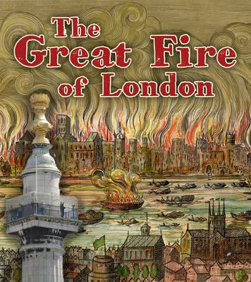 The Great Fire of London by Clare Lewis