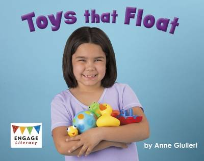 Toys That Float by Anne Giulieri