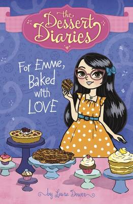 For Emme, Baked with Love by Laura Dower