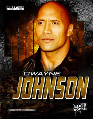 Dwayne Johnson by Jen Jones