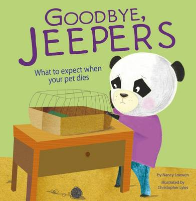 Good-Bye, Jeepers by Christopher Lyles