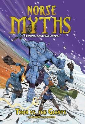 Thor vs. the Giants by Carl Bowen