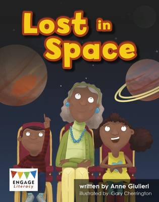 Lost in Space by Anne Giulieri