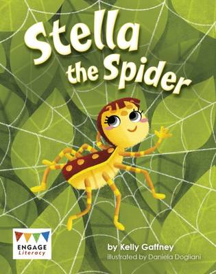 Stella the Spider by Kelly Gaffney
